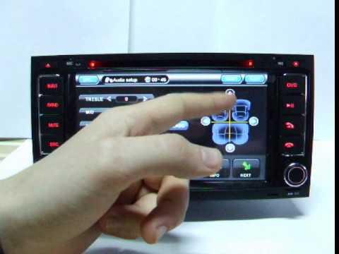 Sistem de navigatie pentru Touareg, model TTi-7905.wmv