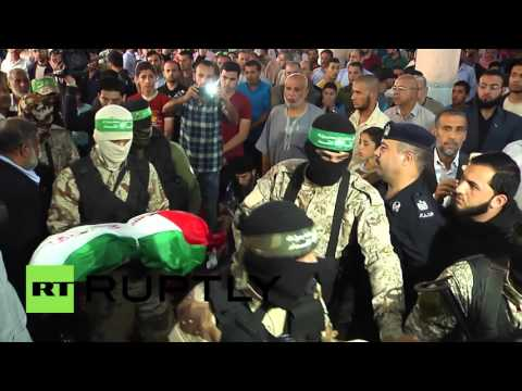 State of Palestine: Funeral held for three kids killed in power crisis-related fire