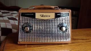 Zephyr Model 77 Transistor Radio