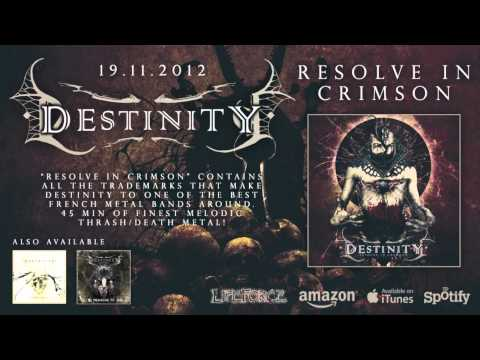 Destinity - Aiming A Fist In Enmity