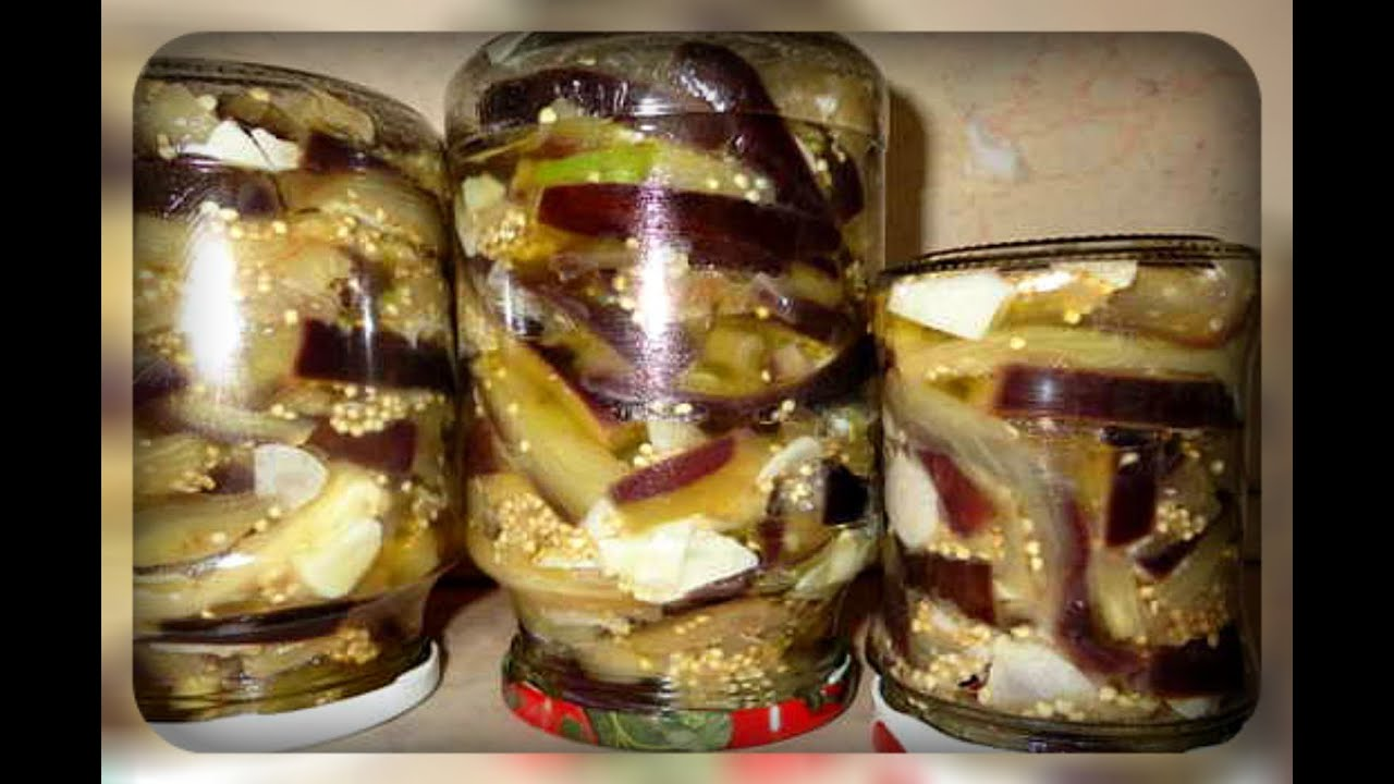 Баклажаны как грузди на зиму рецепты