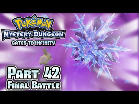 Pokmon Mystery Dungeon Gates to Infinity Part 42: The Bittercold! [Last Boss]