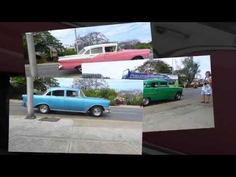 Havana traffic and cars 2015