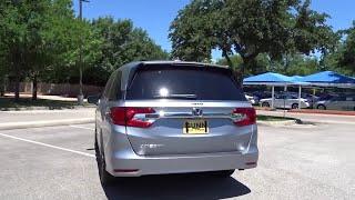 2019 Honda Odyssey San Antonio, Austin, Houston, Boerne, Dallas, TX H191866