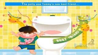 Potty Potty | English Animated Story For Children | Bulbul Apps