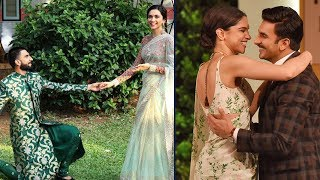 Exclusive: Ranveer Deepika wedding Video | Ranveer Singh and Deepika Padukone marriage Video
