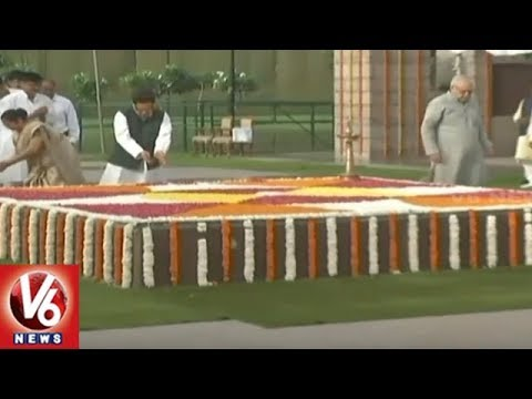 Political Leaders Pays Tribute To Babu Jagjivan Ram On His 32nd Death Anniversary | V6 News