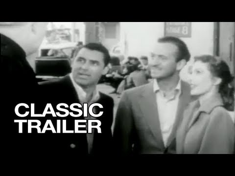 The Bishop's Wife Official Trailer #1 - Cary Grant Movie (1947) HD