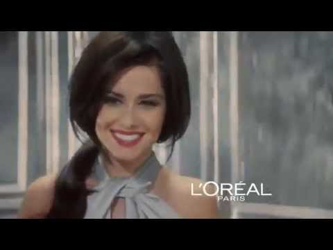 Cheryl Cole : L'Oreal Glam Shine Stain Splash TV Advert 2013