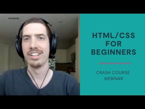 Download  HTML + CSS for Beginners Gratis, download lagu terbaru