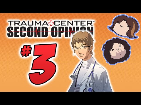 Trauma Center Second Opinion: Proper Bedside Manners - PART 3 - Game Grumps