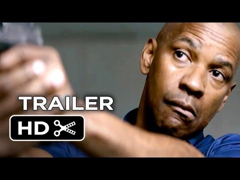 The Equalizer Official Trailer #1 (2014) - Denzel Washington Movie HD