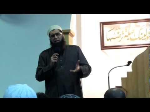 2012 Junaid Jamshed Mohammad ka Roza at Masjid Noor LIVE