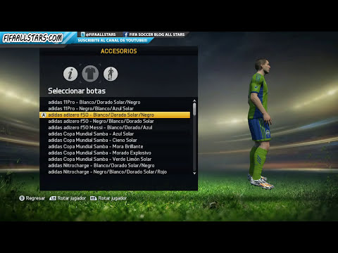 FIFA15 Botines - FIFAALLSTARS.COM