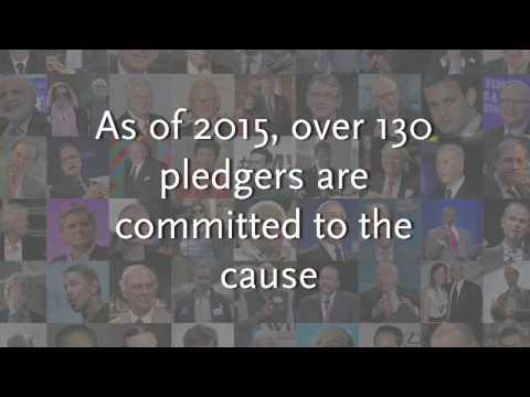 The Giving Pledge: World's Richest Dedicate Majority of Wealth to Philanthropy