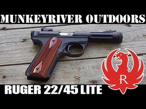 Ruger 22/45 Lite - Review and Demo