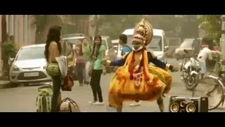7up i feel up Kathakali Dance on Street by 7up Ad