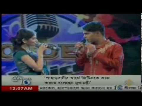 Kaharba Noy Dadra Bajao Song by Subhankar Telecast on 20December2013...