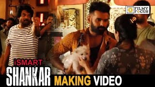 Ismart Shankar Movie Making Video || Ram Pothineni, Puri Jagannadh, Charmi, Nidhi Agarwal
