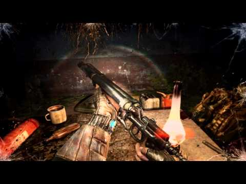 Metro: Last Light - Ranger Survival Guide - Chapter 3: Weapons and Inventory (Official U.S. Version)