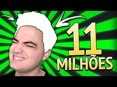 11 MILHÕES!!! VIREI O CORINGA!