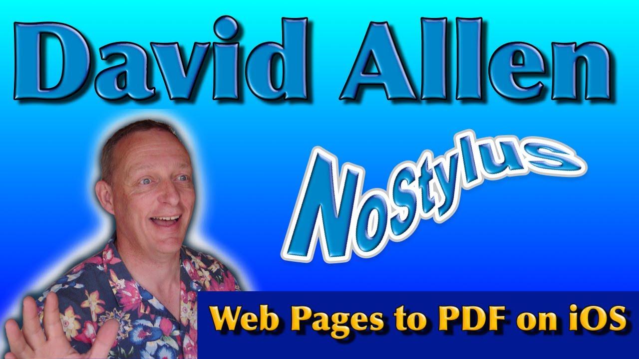 ios print webpage to pdf