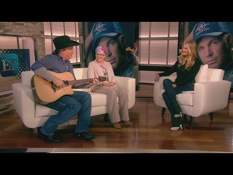 Garth Brooks Talks Comeback On Et: 'it's Like Starting Over Again' video