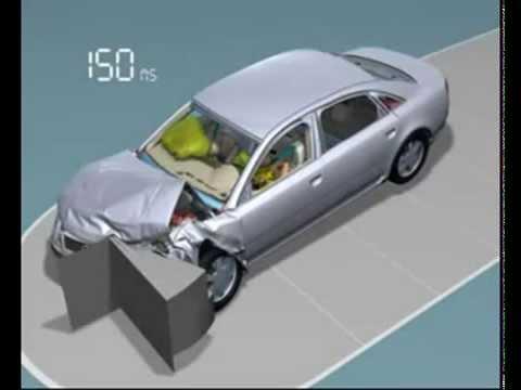 Crash Google Car