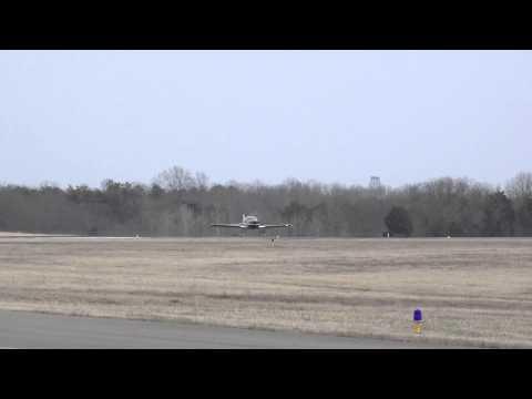 Van's RV7 -  Avião Feito em Casa - Decolagem