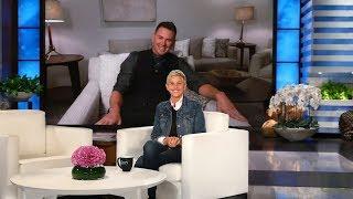 Ellen Finds Out 'What's Channing's Tatum?'