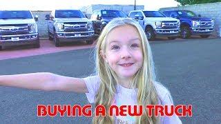 Buying a new tru..