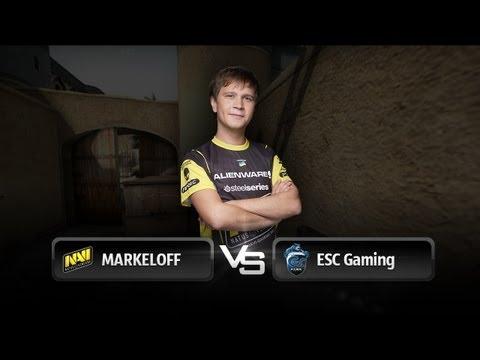 markeloff vs ESC @ SLTV Star Series V