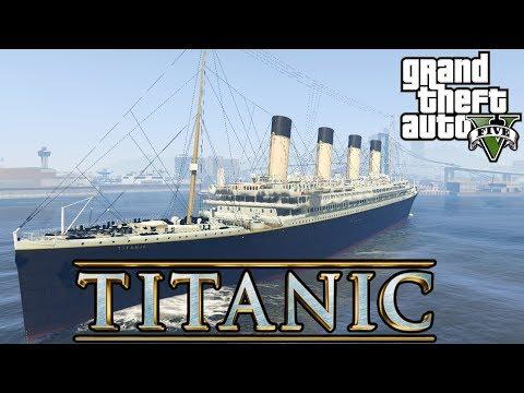 1912 RMS Titanic