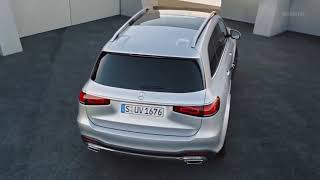 2020 Mercedes Benz GLS 350d  Luxury SUV launching in India.Video brochure
