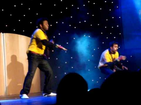 Jaiho Jai ho Arya2 Ringa Ringa ANI Christmas Party Dance 2010...