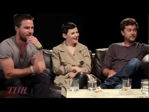 Comic-Con 2012 Roundtable - Uncensored Full (Ginnifer Goodwin, etc.)