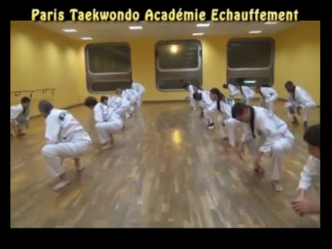 Paris Taekwondo Académie N°1 à Paris  Cours 100% Débutants video