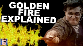 Harry Potter Theory: Golden Flames Explained