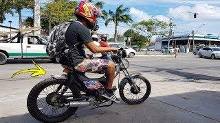 PRIMEIRO MOTOVLOG COM A NOVA MOTO