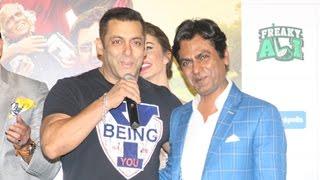 Salman Khan's Best Praise For Nawazuddin Siddiqui