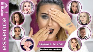 YOUTUBER bestimmen mein make-up - EUER ERNST?!