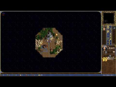 Dread's stream. Heroes III часть 1 / 12.01.2017 [3]