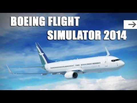Boeing Flight Simulator 2014 - Симулятор самолета  на Android ( Review)