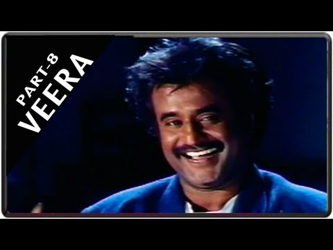 Veera Movie Part 8 || Starring Rajnikanth, Meena, Roja video