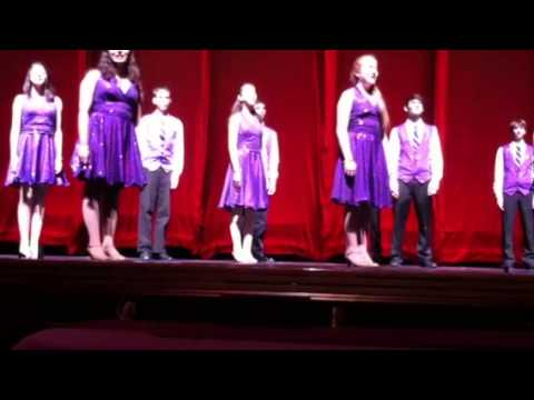 Saddle River Day School @Radio City Music Hall - 12/20/2012