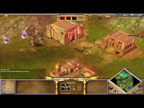 Age of Mythology: The Titans - Misión 7: