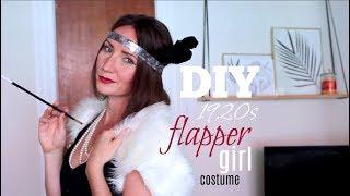 DIY Flapper Girl Costume