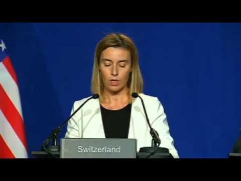 EU Minister: World Will Help Iran Develop Nuclear Power