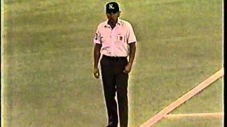 Dave Parker Reds vs. Giants 1987