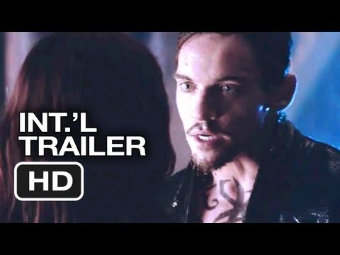 The Mortal Instruments: City of Bones UK TRAILER (2013) - Lena Headey Movie HD